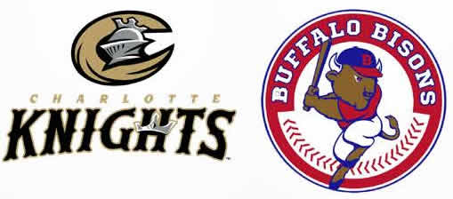 charlotte knights vs buffalo bisons