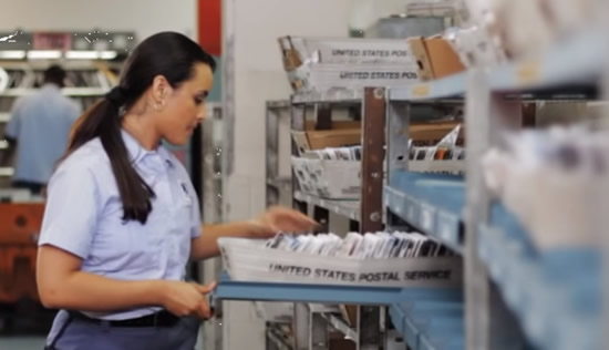 Post Office Tour