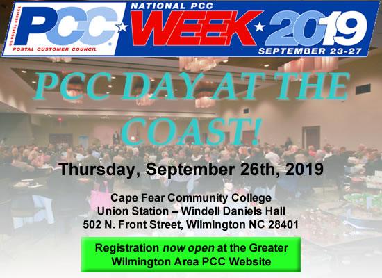 pcc week 2019